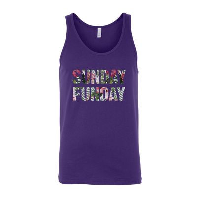 Sunday Funday Unisex Tank
