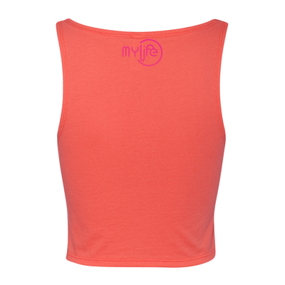 Suns Out Buns Out Women's Cropped Tank