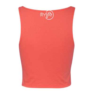 Trap Queen Women's Cropped Tank - My Life Fitness