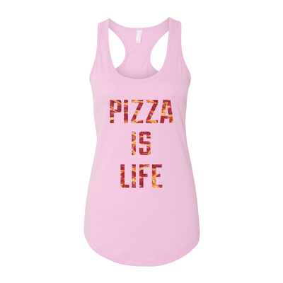 Pizza Is Life Women's Tank