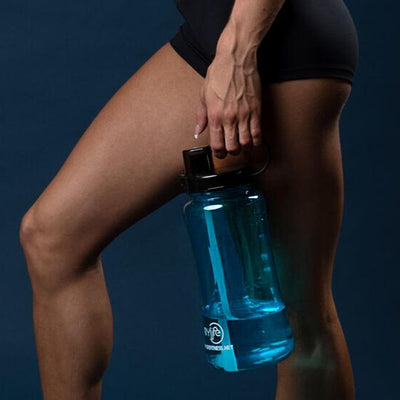 2,000ML Sports Gym Water Bottle for bodybuilders