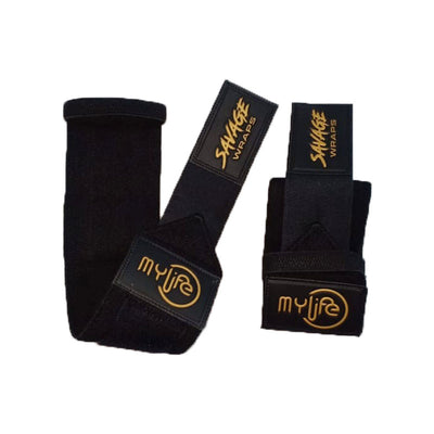SAVAGE Wrist Wraps