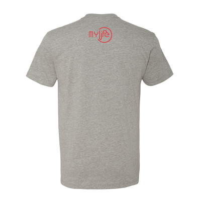 Strong Like Bull Unisex Crew Tee - My Life Fitness
