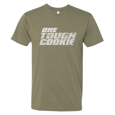 One Tough Cookie Unisex Crew Tee