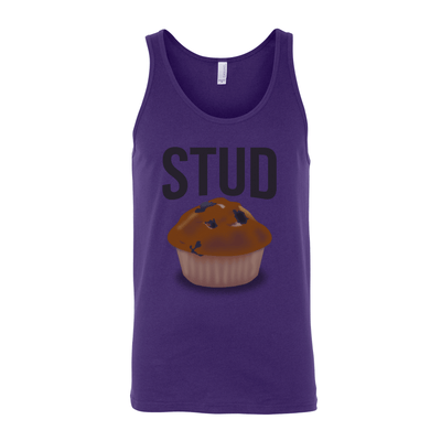 Stud Muffin Unisex Tank - My Life Fitness