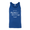 Stay Humble Hustle Hard Unisex Tank