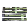 Occlusion Training Bands - Pack of 4 | Blood Flow Restriction (BFR) Bands for Arms & Legs |