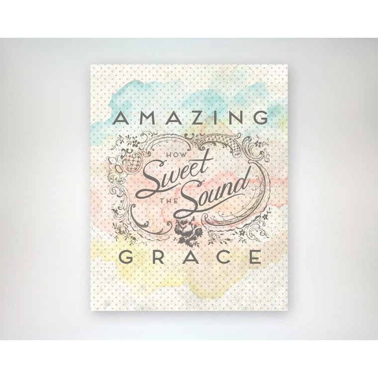 amazing watercolor 8x10 art print