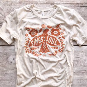 Then Sings My Soul T SHIRT / TEE