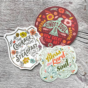 Soul Sticker Collection