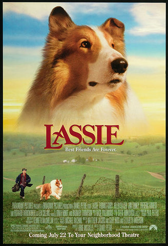Lassie top 10 dog movies