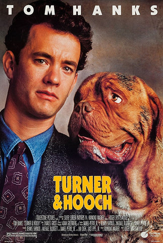 Turner & Hooch top 10 dog movies