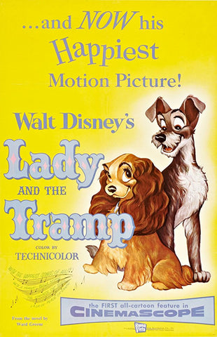 Lady and the tramp number 1 dog movie