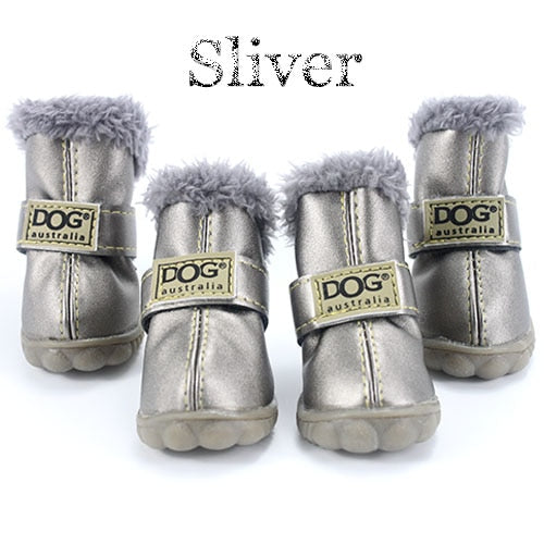Super Warm Winter Dog Boots Boots - DogTrunk