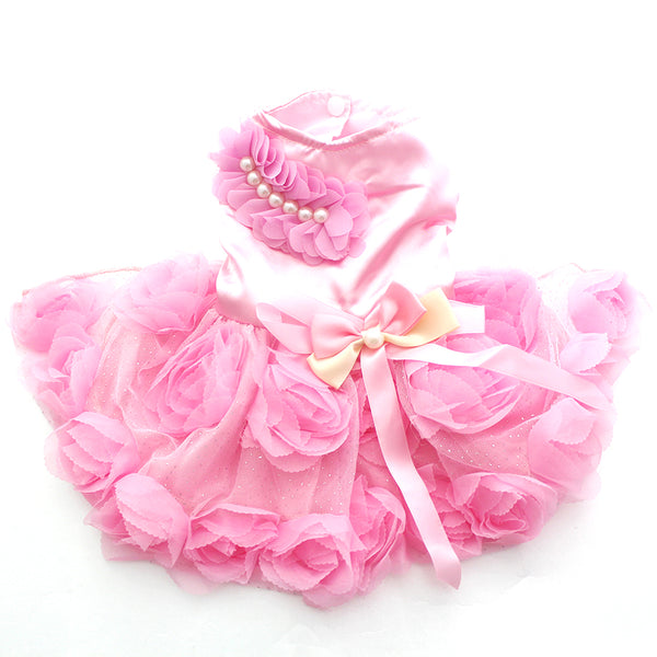 Tutu Princess Dress for Dogs  - DogTrunk