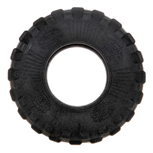 Mighty wheel dog toy training rubber tire Chew Toys - DogTrunk