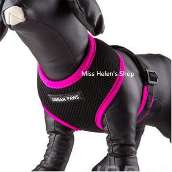 Helen's Urban Paws Chest Harness for Doggies Harness - DogTrunk