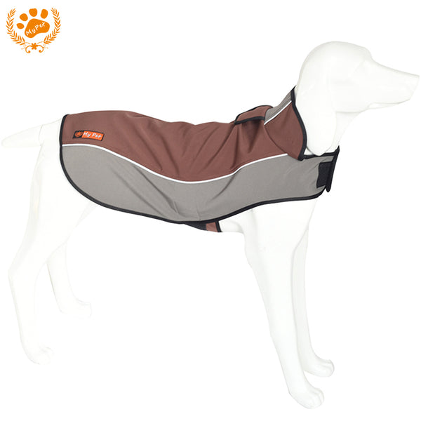 Mascotas Winter Waterproof Easy On Jacket Coats - DogTrunk
