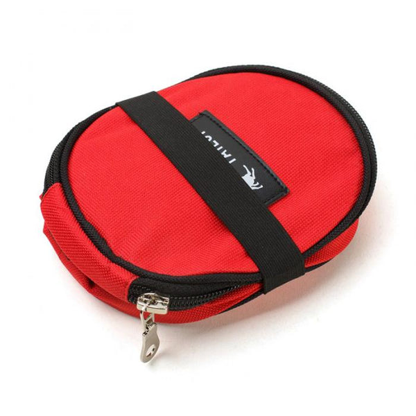 Collapsible Travel Outdoor Dog Food Container Waterproof Bag Food Storage - DogTrunk