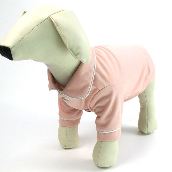 All Season Cotton Dog Pajamas  - DogTrunk