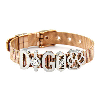 Dog Mom Fashion Bracelet- Special VALUE Gift - DogTrunk