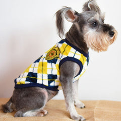 Classic Argyle Sweater Vest for Dogs