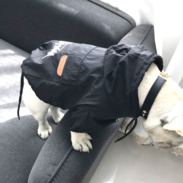 Waterproof Rain Jacket for Dogs  - DogTrunk