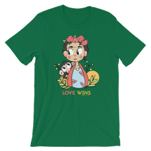FRIDA LOVE WINS Short-Sleeve Unisex T-Shirt