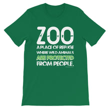 ZOO Short-Sleeve Unisex T-Shirt