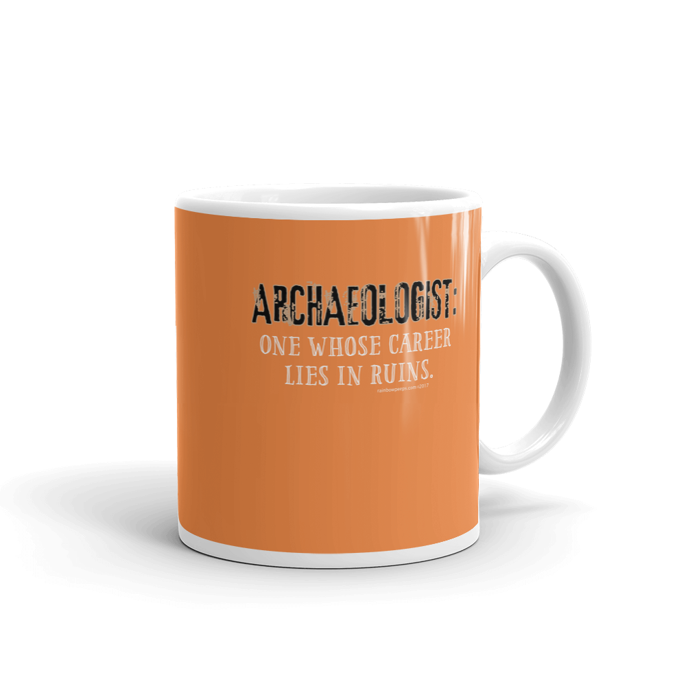 ARCHAEOLOGIST DEFINED Mug