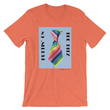 PUTTIN' ON THE RITZ LGBT 'Tie' Unisex T Shirt