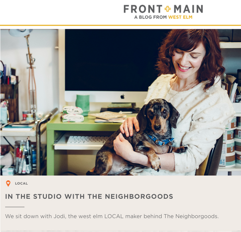 West Elm Front+Main Blog_local washington dc artist