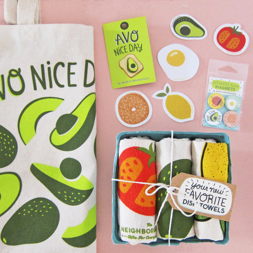 Avocado Toast Deluxe Gift Bundle