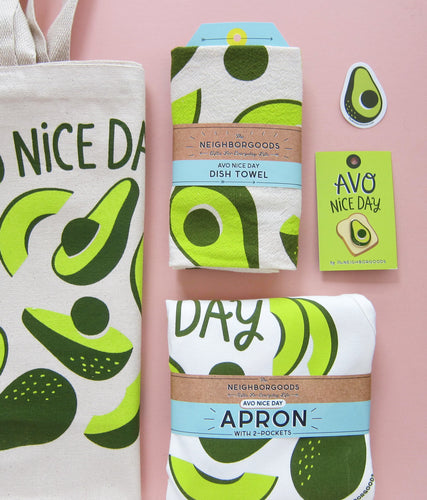 Avocado LARGE Gift Bundle