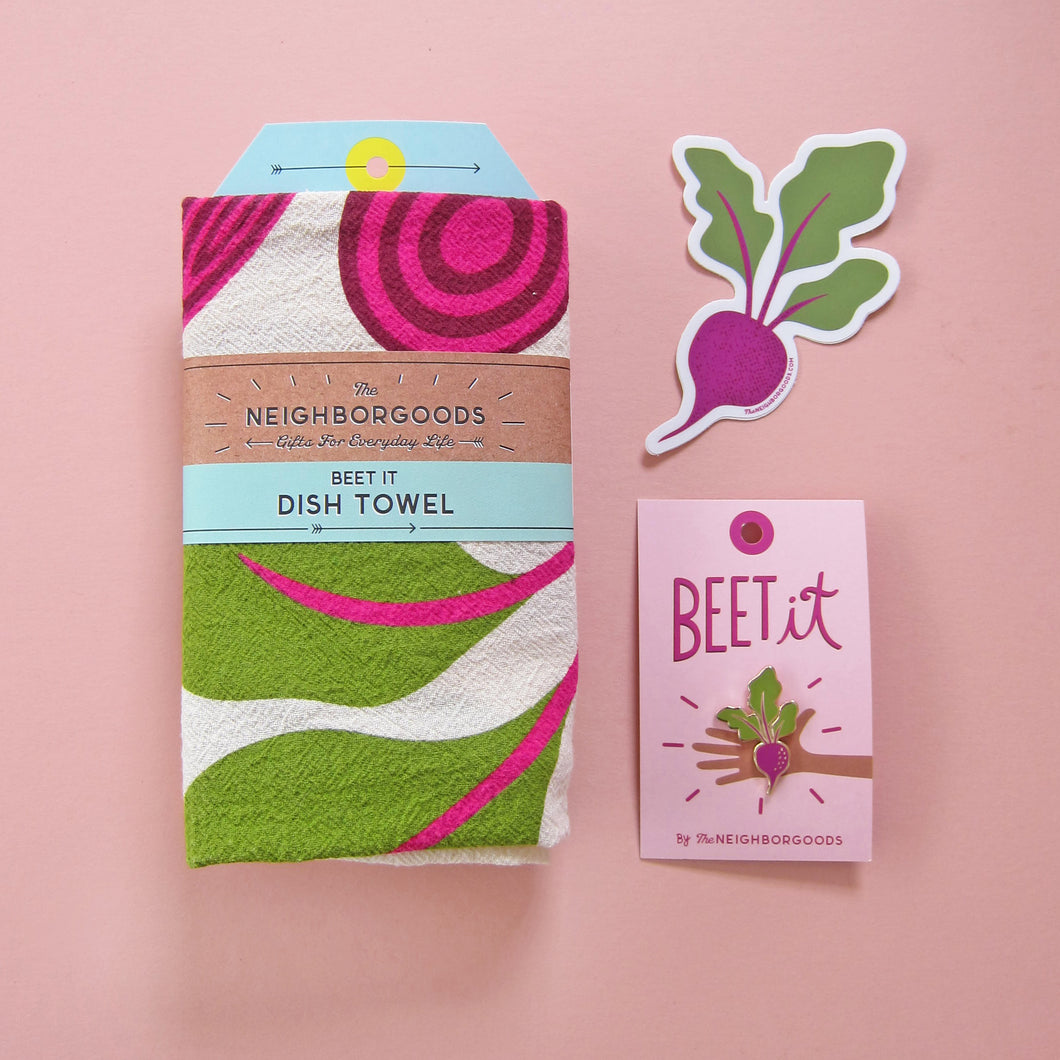 Beet it SMALL Gift Set