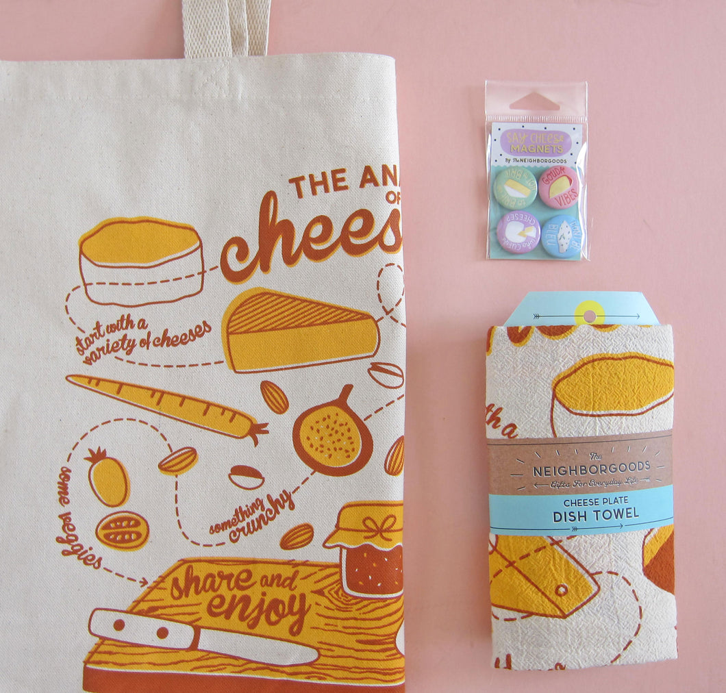 Cheese Please Gift Set
