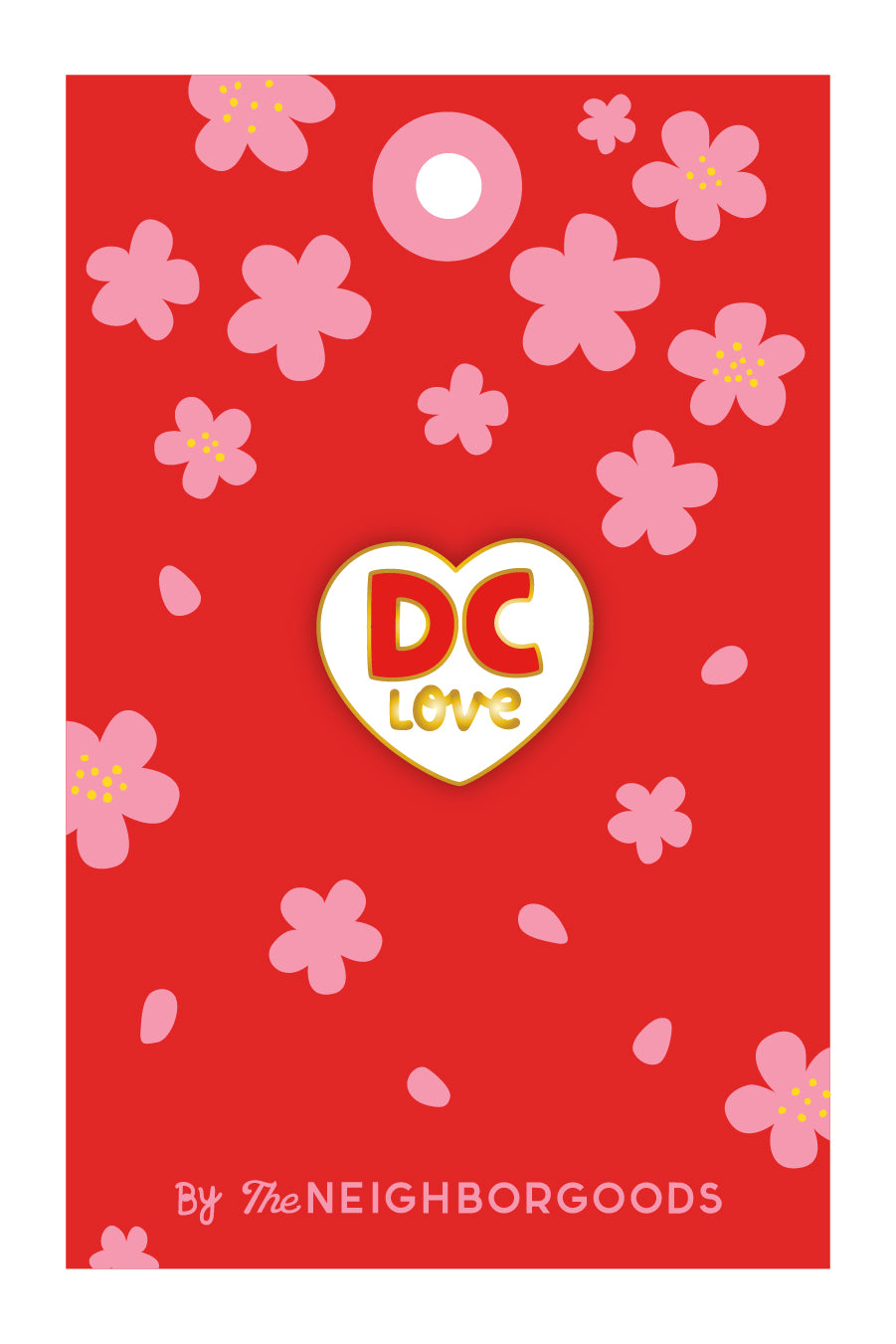 DC Love Pin