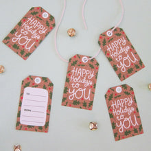 Holiday Hang Tags - Classic