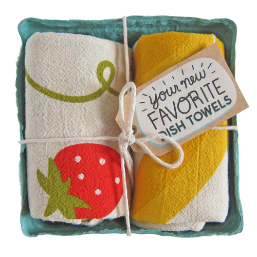 Women in the Arts - Dish Towel Set of 2