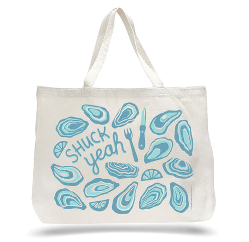 Shuck Yeah Oyster Tote Bag