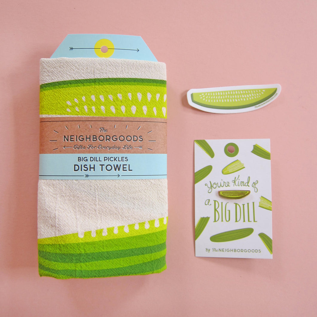 Big Dill Pickle SMALL Gift Set