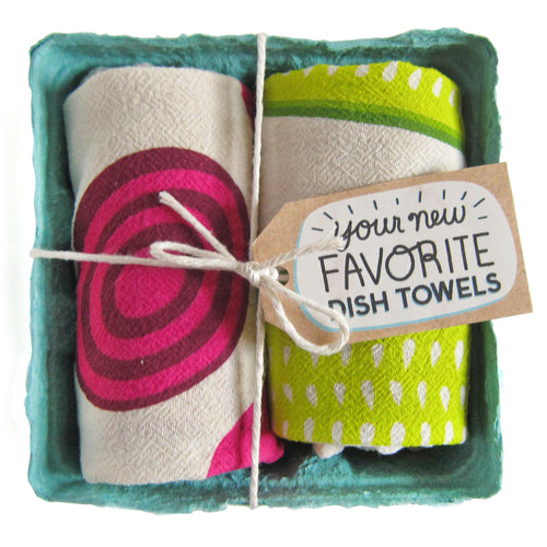 Pickled Please - Dish Towel Set of 2