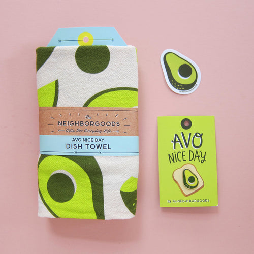 Avocado SMALL Gift Bundle