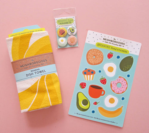 Breakfast Lovers SMALL Gift Bundle