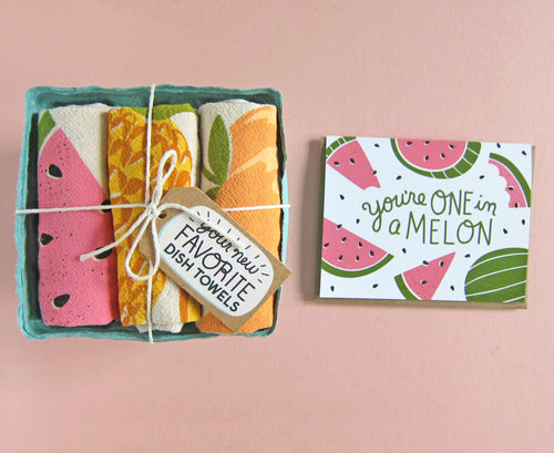 One in a Melon Gift Bundle