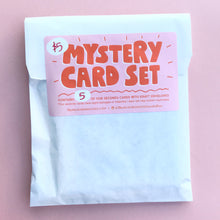 Mystery SECONDS Card Set