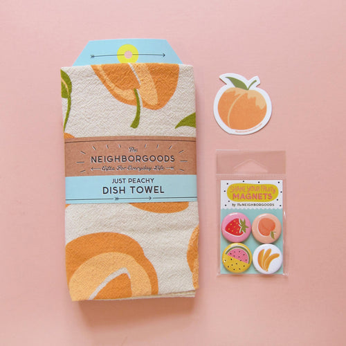 Just Peachy Gift Bundle
