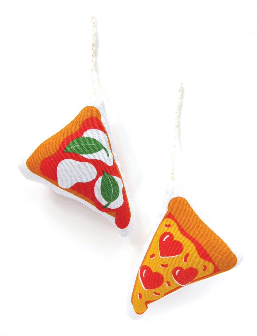 PIZZA Holiday Ornament