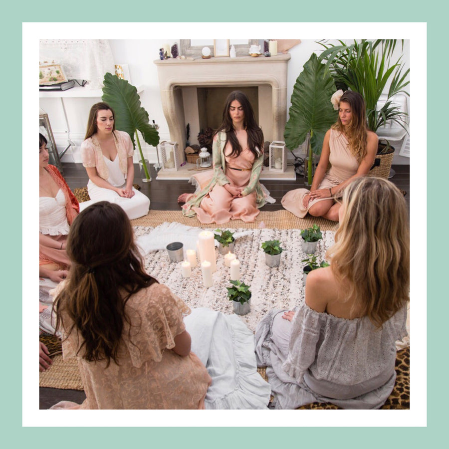 The Goddess Gathering: Women Circle