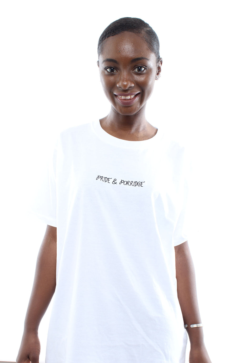 'Pride and Porridge'™ organic cotton tee | SPECIAL EDITION